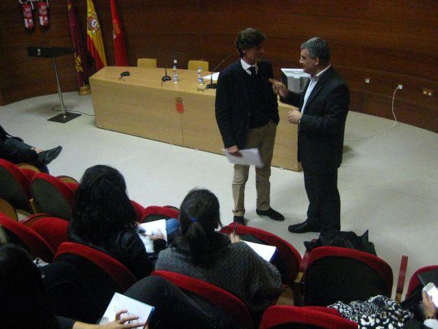 José María Tortosa inaugura unas jornadas sobre televisión - 1, Foto 1