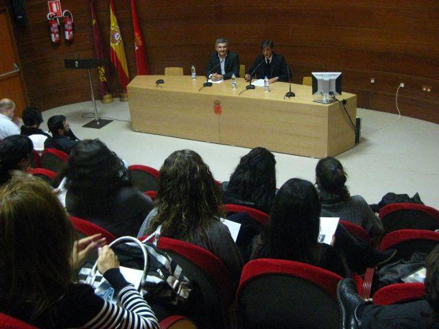 José María Tortosa inaugura unas jornadas sobre televisión - 3, Foto 3