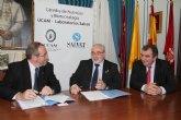 El director General de la empresa Salvat Biotech, Jordi Julve, ha disertado en la UCAM sobre biotecnología y alimentación