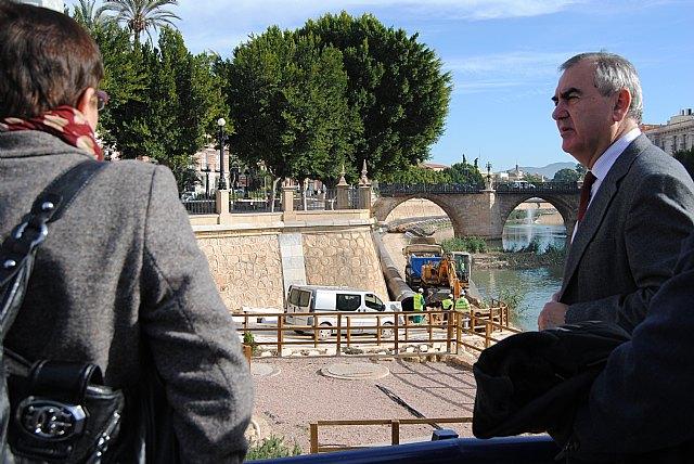 Aumentará el caudal y la calidad del agua del Segura a su paso por Murcia - 3, Foto 3