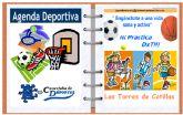 La 'Agenda Deportiva' de Las Torres de Cotillas, al día