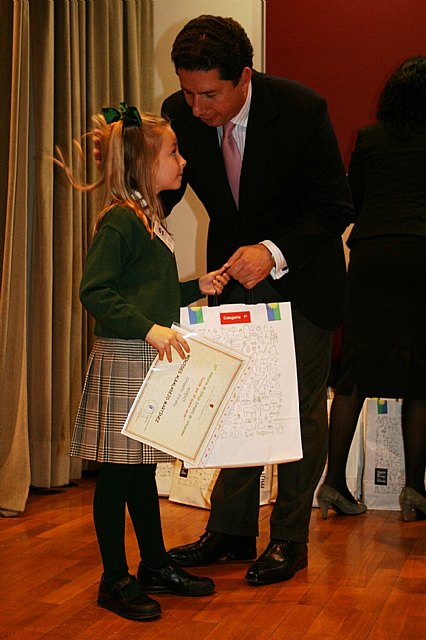La Comunidad distingue a 160 niños por sus trabajos en la X edición del Concurso de Dibujo de Urbanismo `Verde que te quiero Verde´, Foto 2