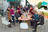 Los voluntarios torreños, de comida navideña de convivencia