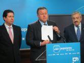 El PP denuncia que no están garantizados los fondos europeos para el proyecto de regeneración de la Bahía de Portmán
