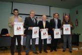 ElPozo Murcia, Real Murcia, Féminas Murcia y famosos participan en el I Partido de Fútbol Sala a beneficio de Proyecto Hombre Murcia