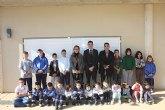 El alcalde de Torre-Pacheco inaugura el comedor municipal infantil de El Jimenado