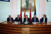 La Asociación de Comerciantes de Alcantarilla y la Federación de Familias Numerosas de la Región de Murcia firman un convenio