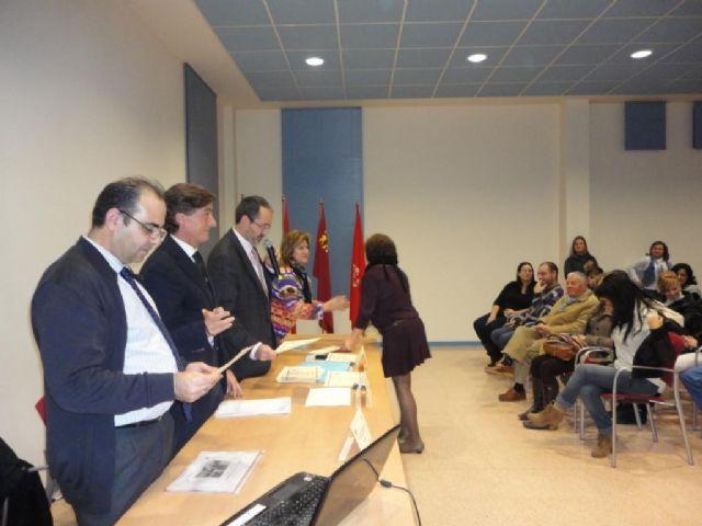 Más de 600 personas reciben formación en el Centro de Recursos de Alquerías - 1, Foto 1