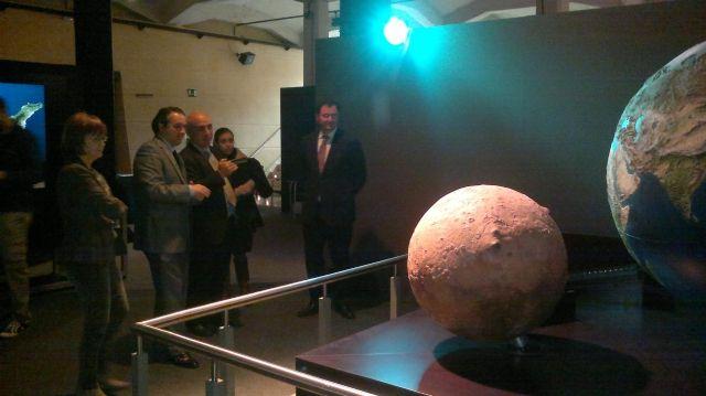 El Museo de la Ciencia y el Agua acoge la muestra Marte-Tierra. Una anatomía comparada - 1, Foto 1