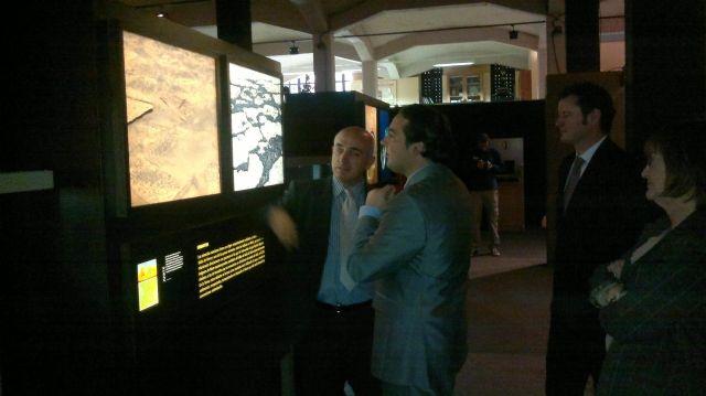El Museo de la Ciencia y el Agua acoge la muestra Marte-Tierra. Una anatomía comparada - 2, Foto 2