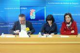 El Ayuntamiento de Molina de Segura cede el Centro de Día La Molineta a la asociación DISMO para la atención a personas con discapacidad física