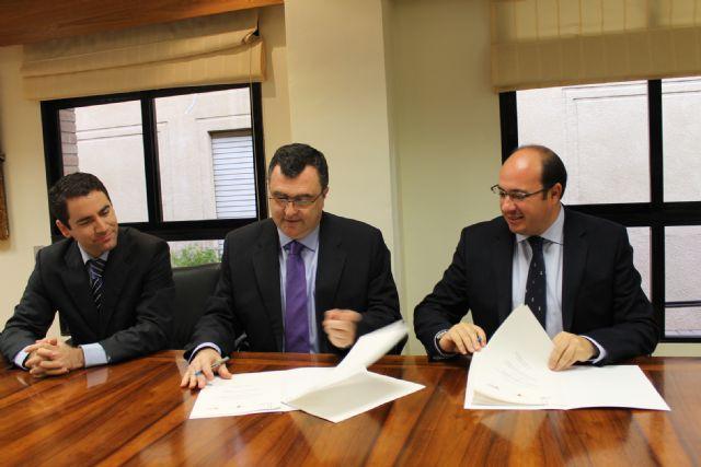 El Ayuntamiento y ARGEM reducirán el consumo de energía en Puerto Lumbreras a través de un nuevo Protocolo de Actuación de Eficiencia Energética - 1, Foto 1