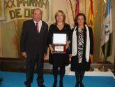 El Ayuntamiento recibe la XX Parra de Oro por la celebración de su 175 aniversario