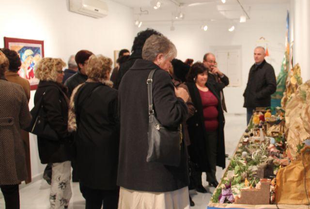 Inaugurado el Belén Municipal y la exposición de Nacimientos Artesanales que se expone en el Centro Cultural ´Casa de los Duendes´ durante toda la Navidad - 1, Foto 1