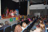 Teatro infantil solidario en Las Torres de Cotillas