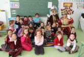 El Cartero Real llegó hasta los centros educativos de la localidad