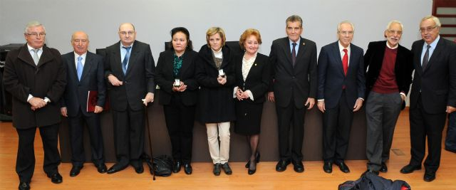 La Universidad de Murcia homenajea a profesores de Química que se jubilan - 1, Foto 1