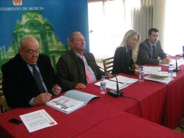 Los pequeños proyectos de las juntas municipales de barrios y pedanías seguirán siendo los objetivos prioritarios de la concejalía de Descentralización en 2012 - 1, Foto 1