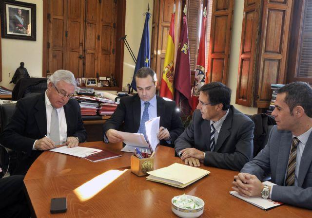 La Universidad de Murcia establece un acuerdo para fomentar el espíritu emprendedor entre los alumnos - 3, Foto 3