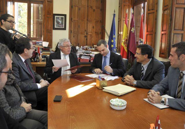 La Universidad de Murcia establece un acuerdo para fomentar el espíritu emprendedor entre los alumnos - 4, Foto 4