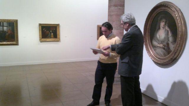 El Palacio Almudí muestra una colección inédita de Antonio Gisbert - 1, Foto 1
