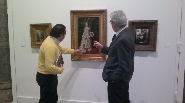 El Palacio Almudí muestra una colección inédita de Antonio Gisbert - 3, Foto 3