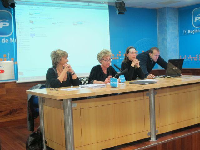 Empleo, ahorro y austeridad, principales objetivos de los Presupuestos 2012 del Ayuntamiento de Murcia - 1, Foto 1