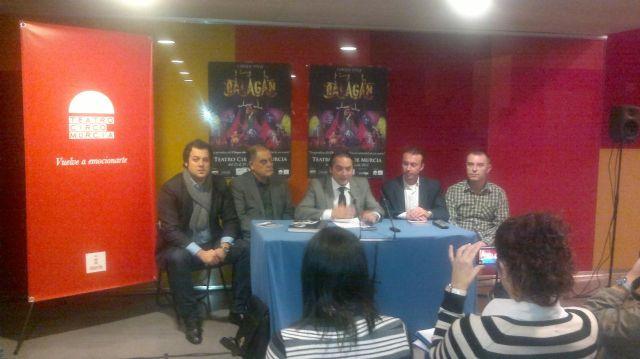 El arte circense de Balagan llega al Teatro Circo Murcia del 25 al 29 de enero de 2012 - 2, Foto 2