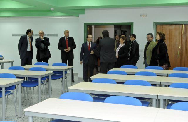 La Universidad de Murcia inaugura un laboratorio de criminología puntero en España - 2, Foto 2