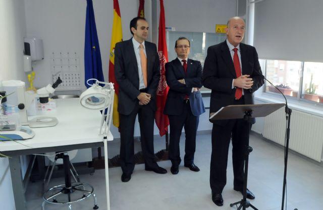 La Universidad de Murcia inaugura un laboratorio de criminología puntero en España - 3, Foto 3