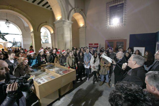 Navidad 2011 en la Universidad Católica San Antonio - 1, Foto 1
