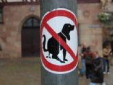 La Policía Local intensifica la vigilancia en cumplimiento de la ordenanza municipal de higiene urbana y tenencia de animales de compañía