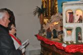 La iglesia de San Javier acogió el pregón, concierto y exposición que inauguran la Navidad