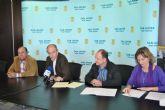 El Ayuntamiento firma un convenio de colaboración con la Asociación Agrícola COAG-IR de El Mirador