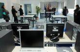 La Universidad de Murcia inaugura un laboratorio de criminología puntero en España