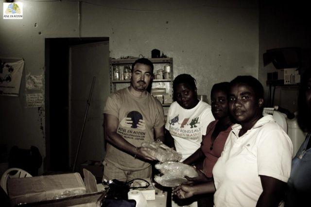 Las ONGs de Policía Local y Bomberos continúan trabajando para la reconstrucción de Haití - 1, Foto 1