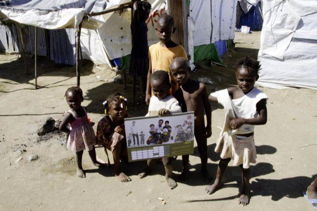 Las ONGs de Policía Local y Bomberos continúan trabajando para la reconstrucción de Haití - 2, Foto 2