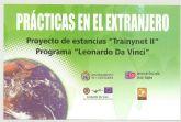 Abierto el plazo para solicitar veintidós becas de movilidad Leonardo da Vinci