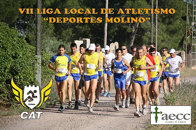 El Club de Atletismo Totana pone en marcha la VII Liga Local de Atletismo, Foto 1
