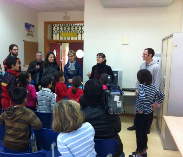 Escuela de Navidad en el Centro Integral de Infancia de Juan Carlos I - 1, Foto 1