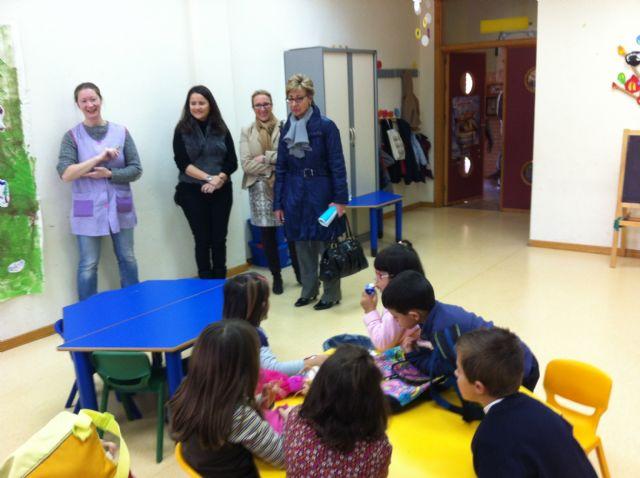 Escuela de Navidad en el Centro Integral de Infancia de Juan Carlos I - 2, Foto 2