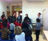 Escuela de Navidad en el Centro Integral de Infancia de Juan Carlos I