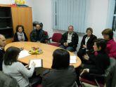 Autoridades municipales se reúnen con la nueva junta directiva de la Asociación de Vecinos del barrio Tirol-Camilleri