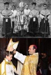 La Escolanía de la Catedral participa en la 'Fiesta del Obispillo' en el Día de los Santos Inocentes