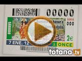 La romería de La Santa es la imagen del cupón de la ONCE del sorteo del próximo 7 de enero en cinco millones de cupones