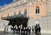 Juventudes Socialistas de Murcia reclama de nuevo la apertura del Teatro Romea