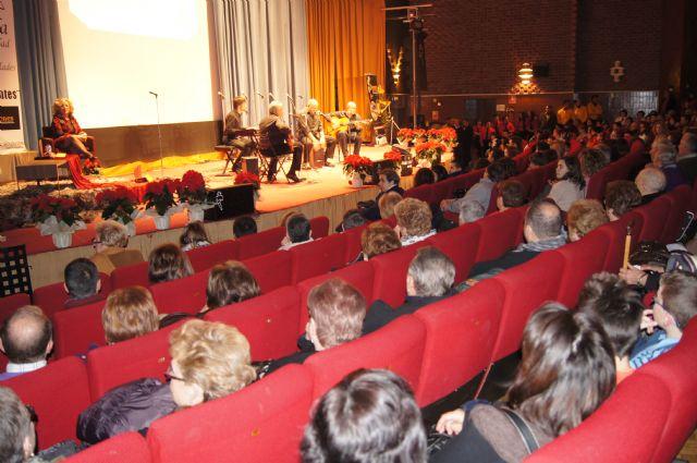 Gran éxito de asistencia en la I Gala de Navidad de Enfermedades Raras Inocentes impulsada por D´Genes - 1, Foto 1
