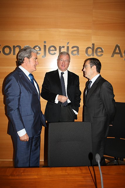 Valcárcel denuncia que la prevista reforma de la PAC no es la que esperábamos ni es adecuada a nuestros intereses - 2, Foto 2