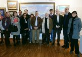 Manuel Coronado presenta una exposición retrospectiva en Águilas
