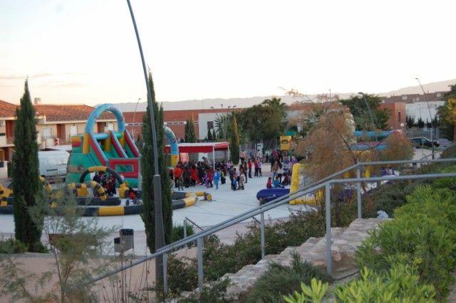 Divertilandia en el parque del Reloj - 1, Foto 1